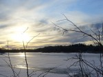 Nechako in winter